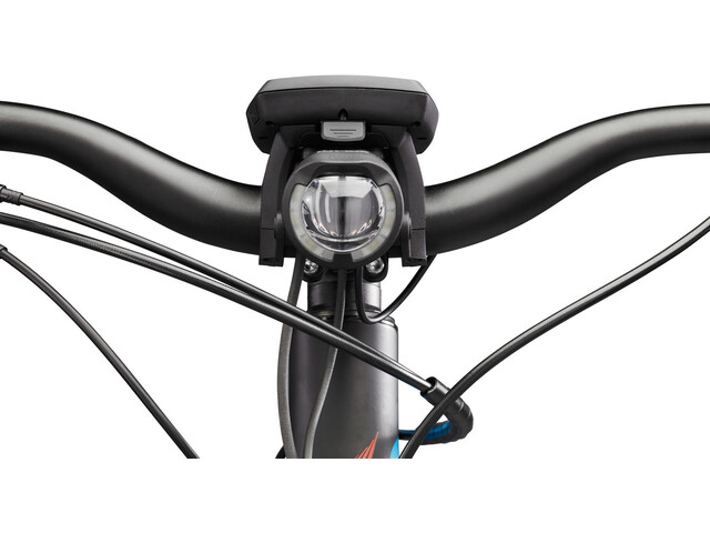 Lupine SL B Bosch E-bike Koplamp met houder aan het Bosch display